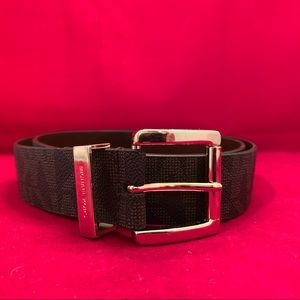 Michael Kors Signature Belt Large